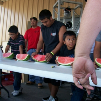 Watermellon Eating 08