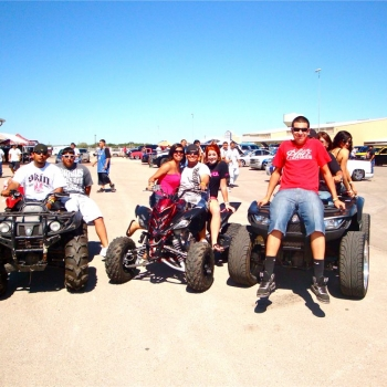 The Four-wheeler Crew
